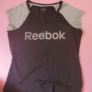 Reebok Dri-fit Workout Shirt